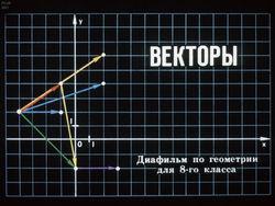 Диафильм Векторы бесплатно