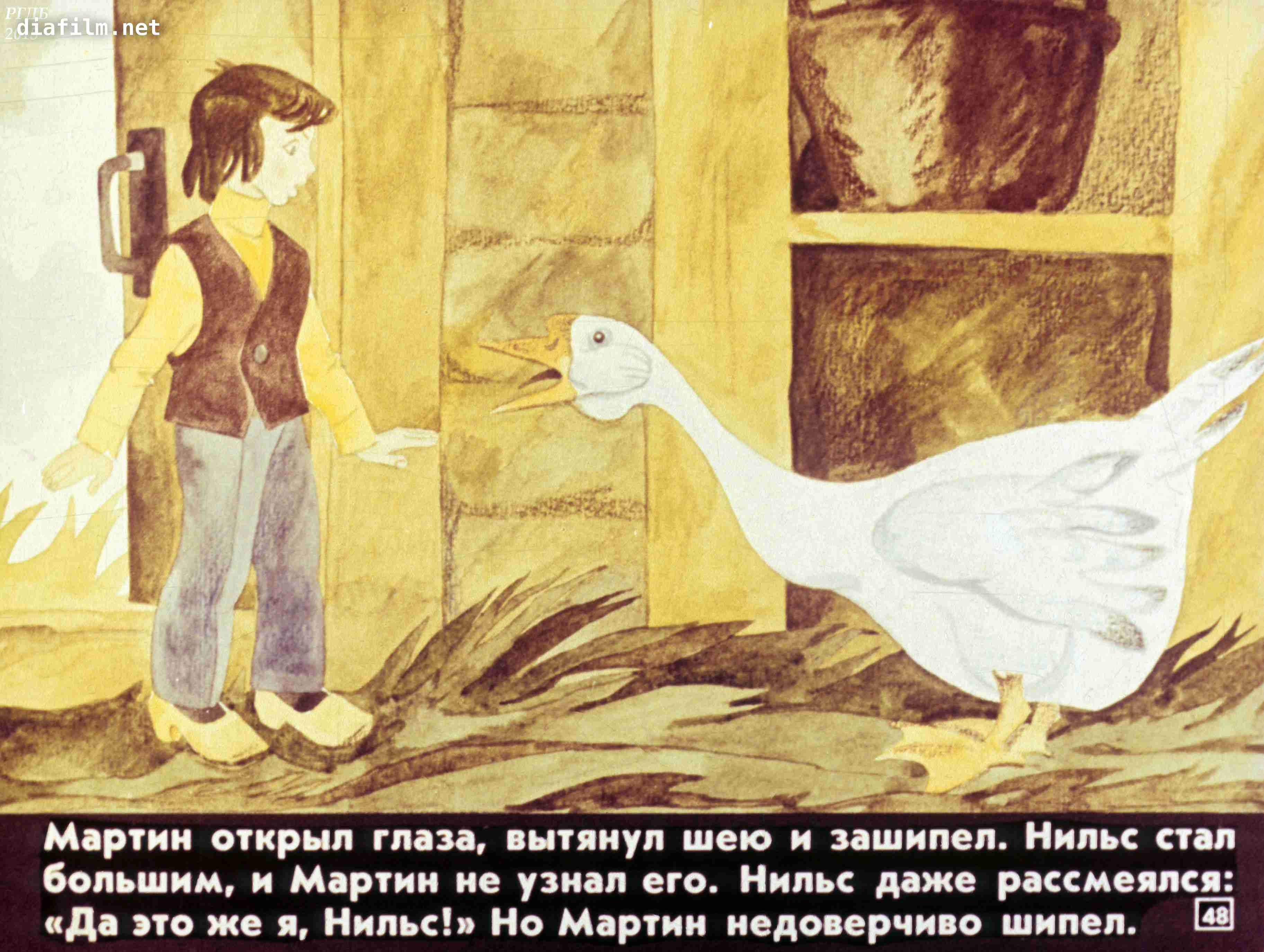 сказка путешествие нильса с дикими гусями картинки помощью этих удивительных